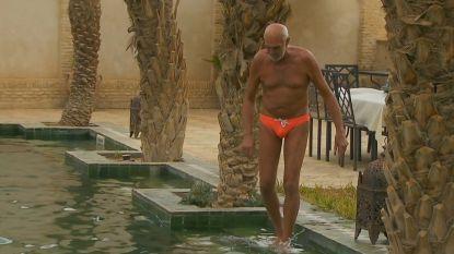 De Antwerpse Sean Connery en een uiterst langdradig spelletje, herbeleef het beste uit 'Hotel Römantiek'