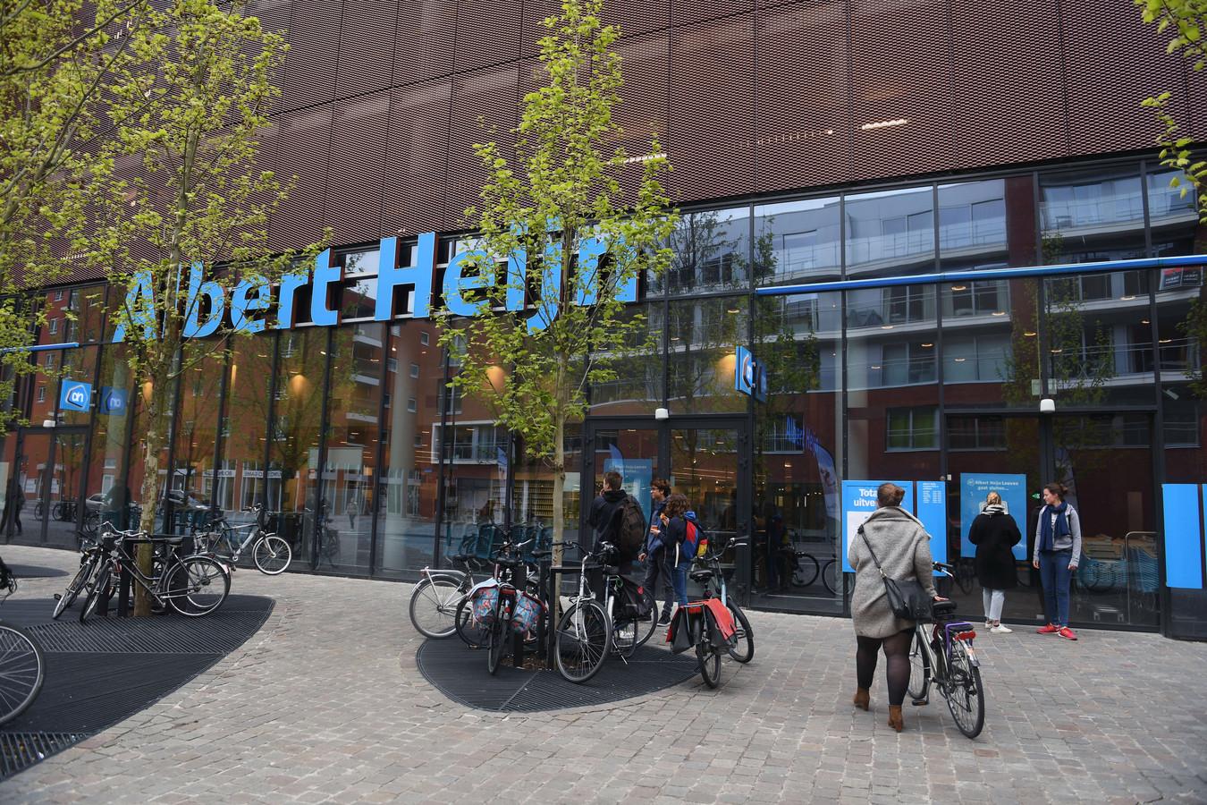 Albert Heijn levert ook in Aalst aan huis.