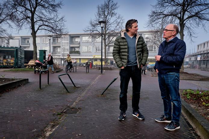 Winkeliers van het Vogelplein pleitten eerder al voor heroverweging van afsluiting van de Bankastraat.