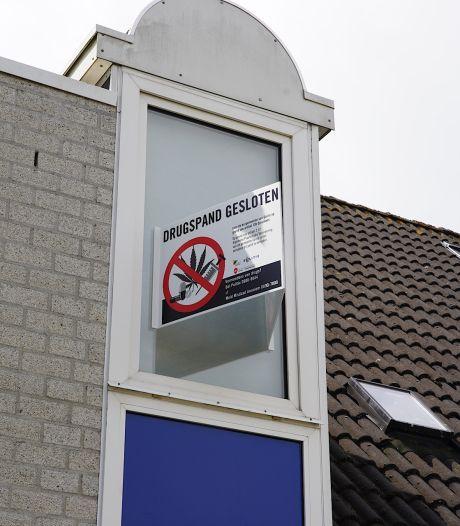 Gemeente Goirle sluit weer een drugspand drie maanden