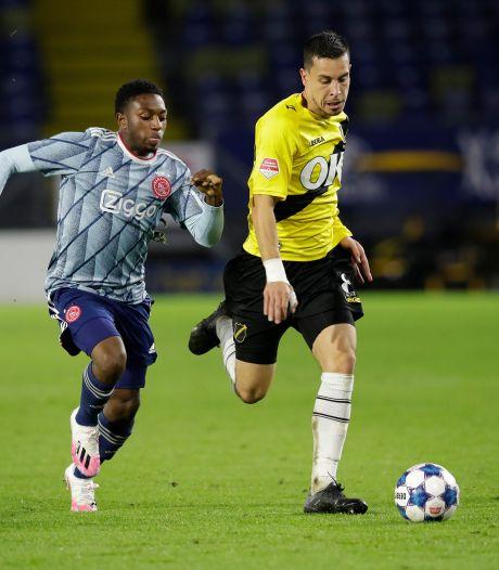Samenvatting   NAC Breda - Jong Ajax