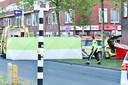 Bij een ernstig verkeersongeluk op de Spinozaweg in Utrecht is zondagavond een persoon overleden.