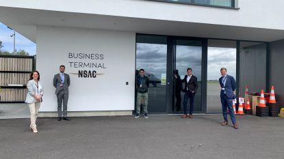"""""""Meer zakenvliegtuigen in de regio"""": marktleider neemt intrek in North Sea Aviation Center op luchthaven"""