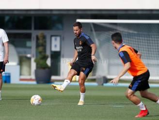Eden Hazard terug op training: Rode Duivel scherper dan ooit bij Real Madrid