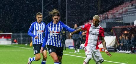 FC Eindhoven laat kansen liggen om FC Emmen pijn te doen en is uitgebekerd; rentree Sleegers lichtpuntje