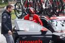 Een val in de Giro d'Italia drukte een negatieve stempel op het laatste seizoen van Tom Dumoulin.