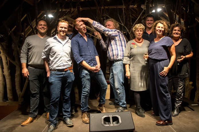 Comedy in Roesbrugge-Haringe: David Galle