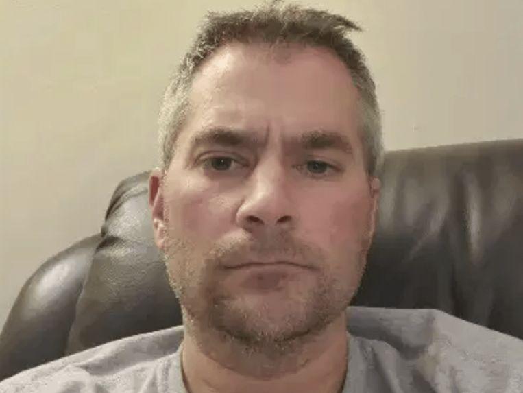 Brian Sicknick, de poliitieagent die omkwam bij de rellen in en om het Capitool. Beeld Facebook
