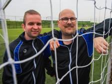 Voetballen met een donororgaan: eerste Nederlands transplantatie voetbalteam speelt tegen Gudok