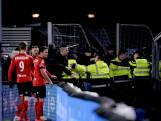 Spelers reageren na rumoerige derby: 'Ik wilde de supporters tegenhouden'