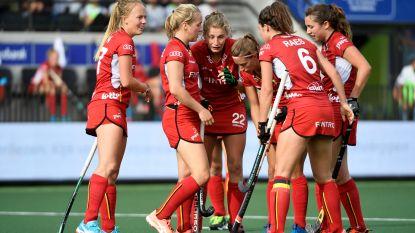 Red Panthers verslaan China in oefeninterland