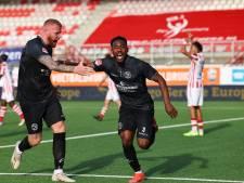 Almere City komt goed weg in Oss, MVV wint van Excelsior
