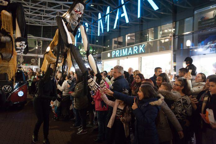 Halloween in het Stadshart Zoetermeer