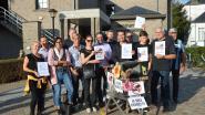 Buurtbewoners vinden woonproject nog steeds te grootschalig: petitie tegen voorgesteld ontwerp voor Kerkskenveld