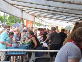 Zondag allereerste boerenmarkt op andere locatie