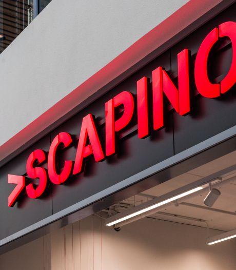 Schoenenwinkel Scapino kan internetklandizie niet aan