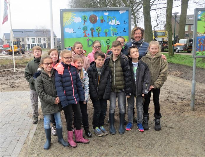 Leerlingen van de Stifthorst zijn er ook klaar voor.