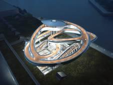 Dit bedrijf maakt megaconstructie voor nieuw Rotterdams museum: 'Wat recht is, gaat krom weg'