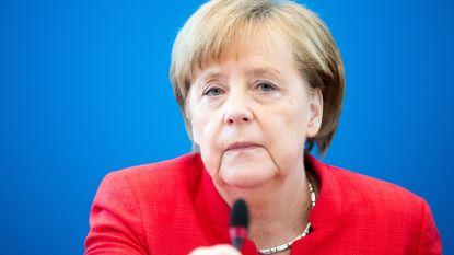 Merkel sluit compromis met CSU: geen grenscontroles voor 1 juli
