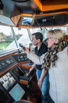 Vierkante scheepsboeg niet rond genoeg: Zwaluwse schipper Ten Haaf in de clinch met Rijkswaterstaat