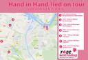 Tourschema Pink Rebels