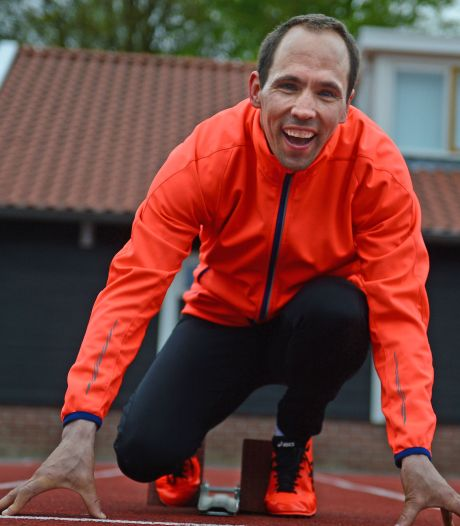 Enternaar Kelvin wil 'steeds harder en harder', om straks te pieken op Special Olympics