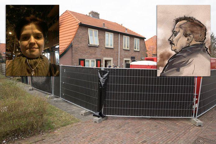 Dwoëny van den Brink en Loetje K.