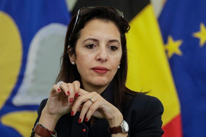 De kandidatuur van Zakia Khattabi (Ecolo) stuitte op kritiek van N-VA en Vlaams Belang, maar ook de liberalen lagen dwars.