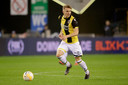 Ødegaard in actie namens Vitesse.