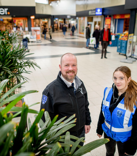 Winkelcentrum Zuid in Enschede heeft een superstatus als het gaat om veiligheid
