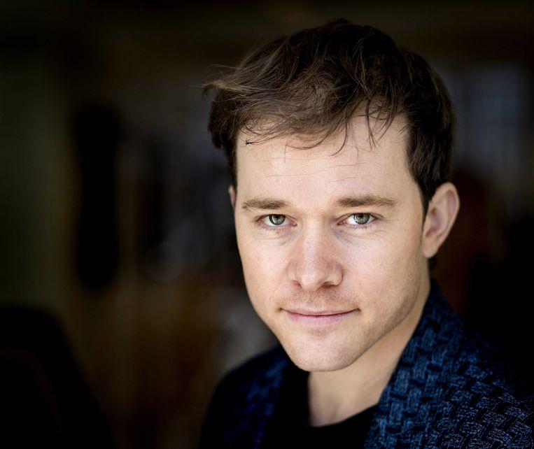 Thomas Olde Heuvelt, thrillerauteur.  Beeld ANP