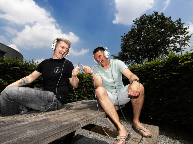 Dj-talent uit Beek en Donk: met hun harde beats laten Stan en Raoul duizenden harten sneller kloppen