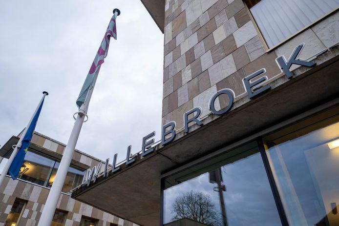 Het gemeentehuis van Willebroek