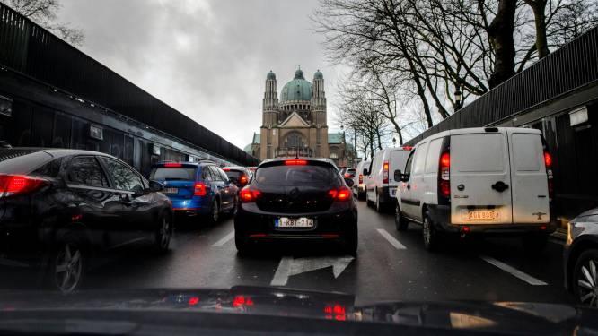 La mortalité liée à la pollution est plus grande dans les quartiers pauvres de Bruxelles