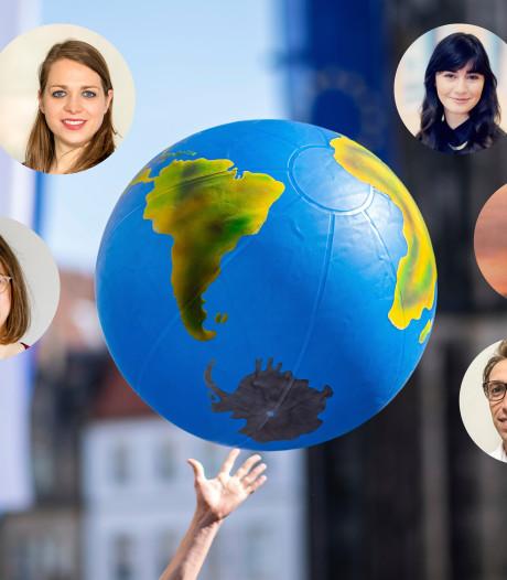 Deze vijf jonge onderzoekers willen de wereld verbeteren