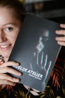 Deze Beltrumse is pas 23 jaar en heeft nu al vier thrillers op haar naam: 'Ik ben niet van: kijk eens wat ik kan'