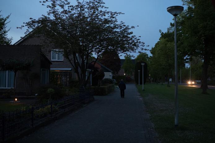 In april viel de straatverlichting uit in onder meer de Dahliastraat en de Monumentstraat in Raalte.