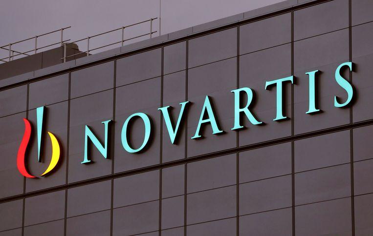 Farmabedrijf Novartis.  Beeld REUTERS