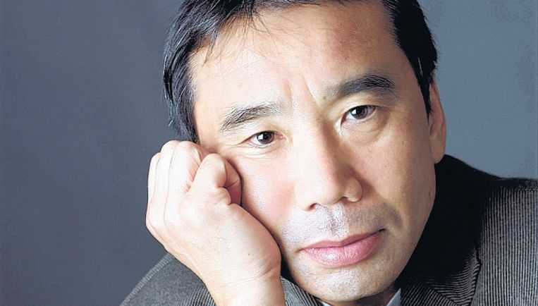 Haruki Murakami. Foto AP Beeld