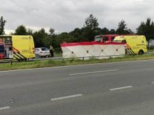 Gewonden bij ernstig ongeluk met meerdere auto's in Bennekom