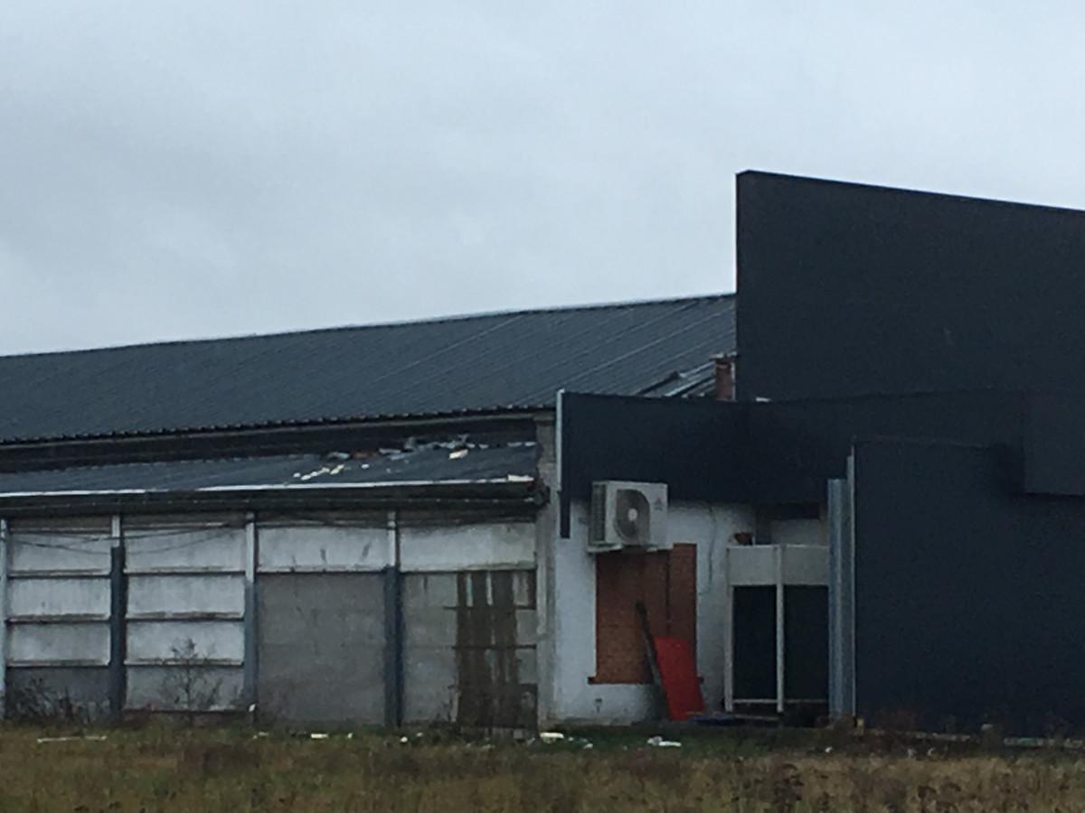 De daders probeerden opnieuw binnen te dringen via het dak.