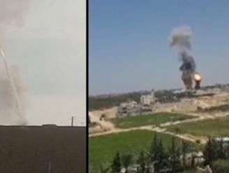 Woord en wederwoord: beelden bombardementen Gaza en Israël