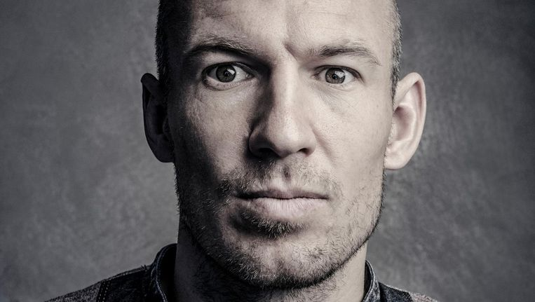 Arjen Robben. Beeld Martin Dijkstra
