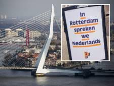 Campagneposter VVD wekt grote afschuw op