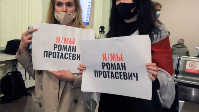Litouwen stelt onderzoek in nadat vliegtuig met kritische journalist aan boord plots wordt gedwongen te landen in Wit-Rusland