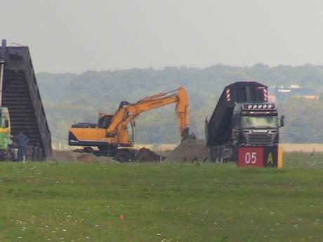 Bom uit Tweede Wereldoorlog ontploft bij Airport Twente