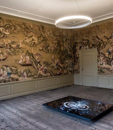 Utrecht overweegt Chinees behang weg te halen uit Oud Amelisweerd