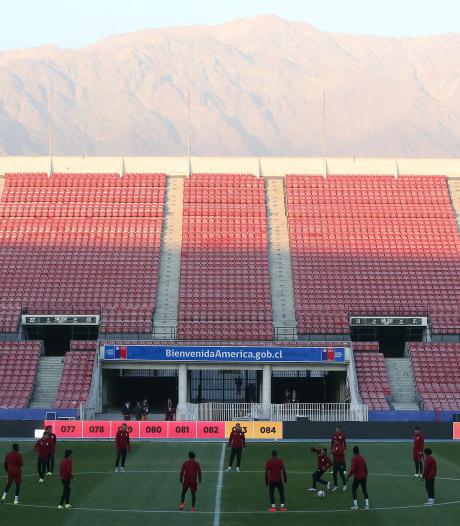 Chili gastheer van eerste Copa Libertadores-finale over één duel