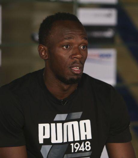 """Usain Bolt: """"Je suis sûr que je peux mieux faire"""""""
