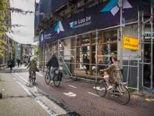 Lezersreactie: 'Voetganger is koning in binnenstad Apeldoorn'